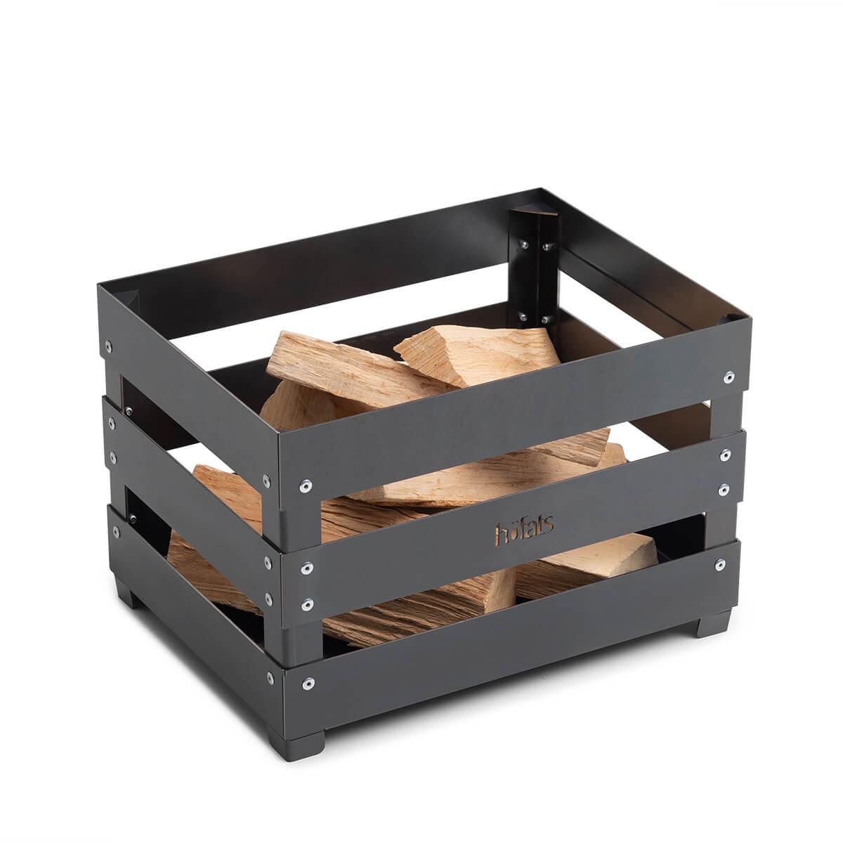 Höfats Crate Feuerkorb, Grill & Hocker 120101