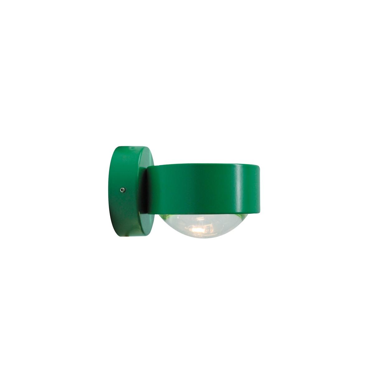 Top Light Puk Wall LED Wandleuchte, grün
