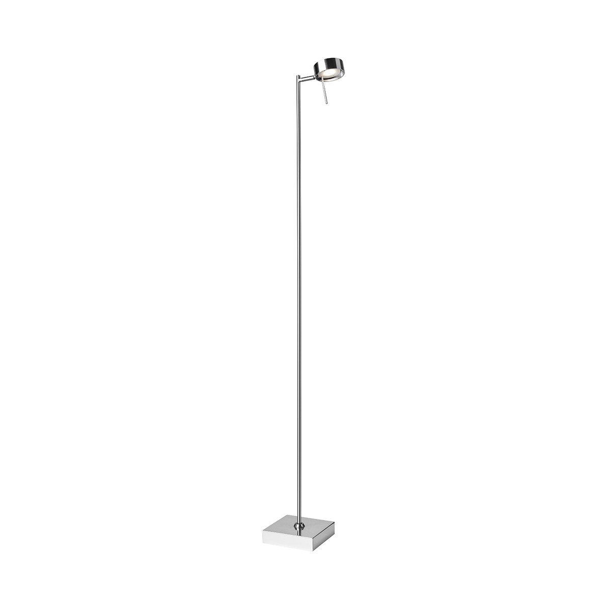 Sompex Bling LED Stehleuchte, 1-flg., Chrom matt
