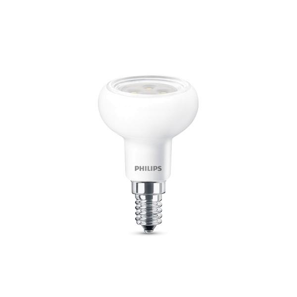 Philips LED Reflektor E14 5 W, warmweiß, dimmbar, 36° Abstrahlwinkel