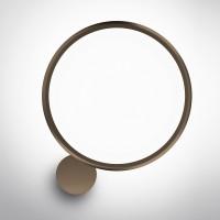Artemide Design Discovery Parete / Soffitto, Bronze gebürstet