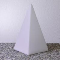 Pyramide 54 Außenleuchte, mit Schalter