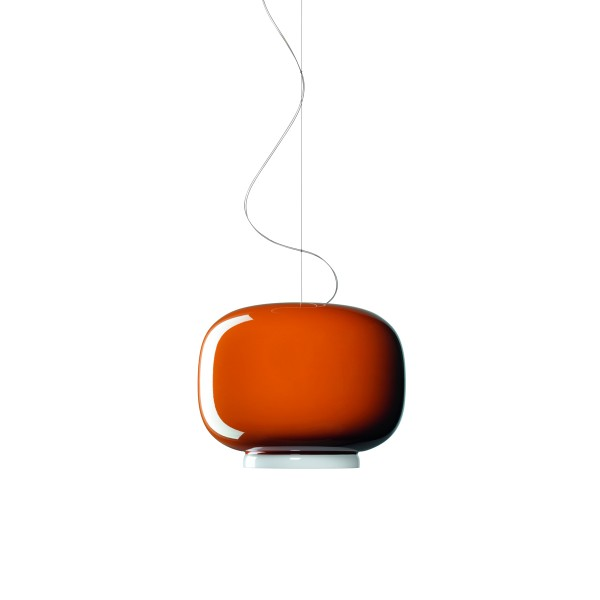 Foscarini Chouchin Mini Sospensione, Pendellänge: 190 cm, 1, arancio (orange)