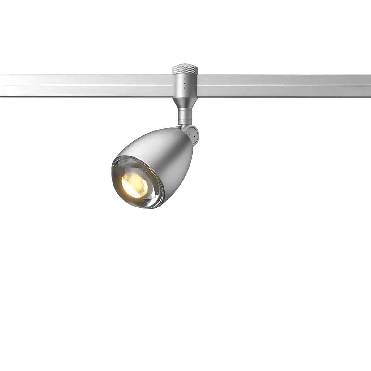 Oligo CHECK-IN Rocket LED Strahler, Chrom matt