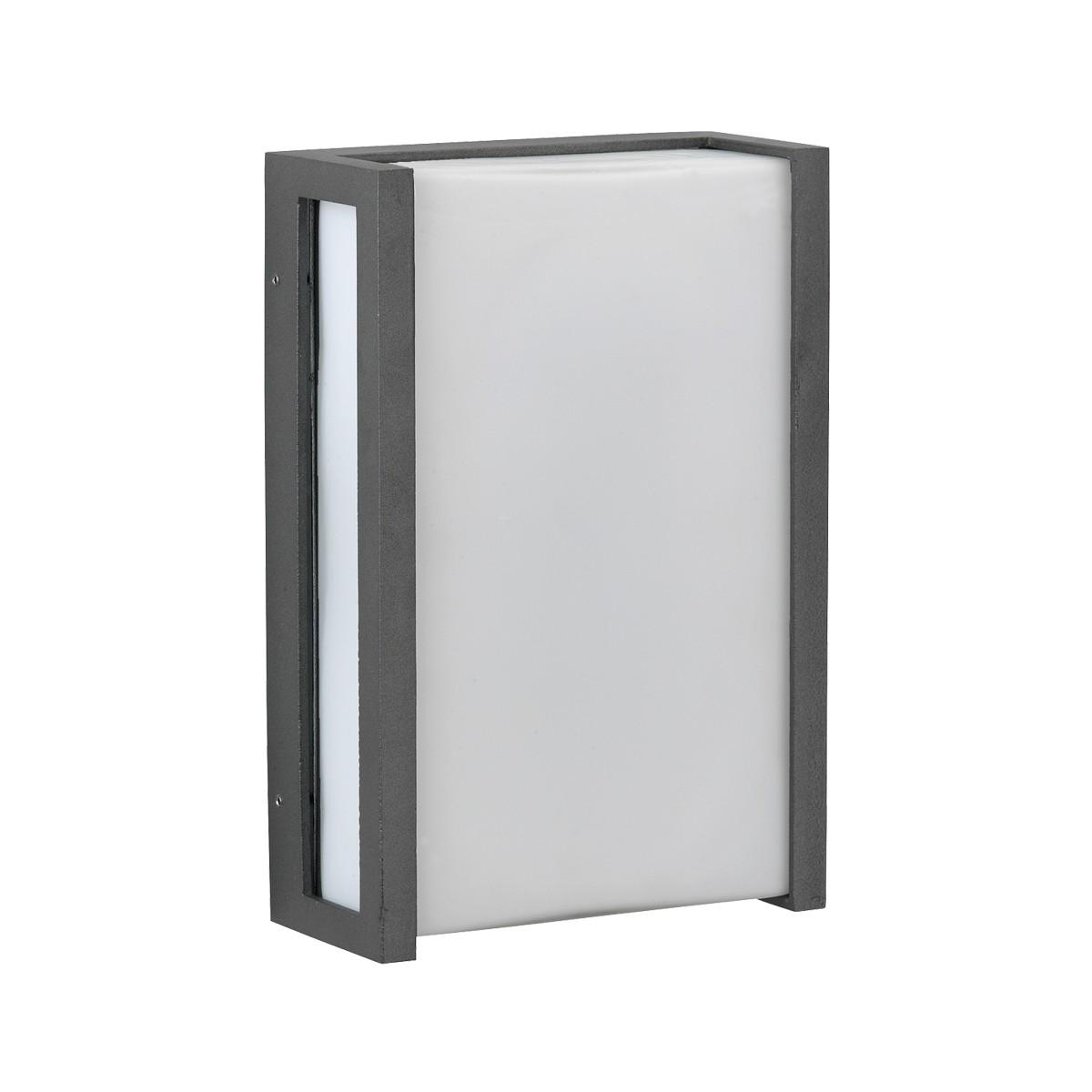 Albert 6400 Wand- / Deckenleuchte, anthrazit