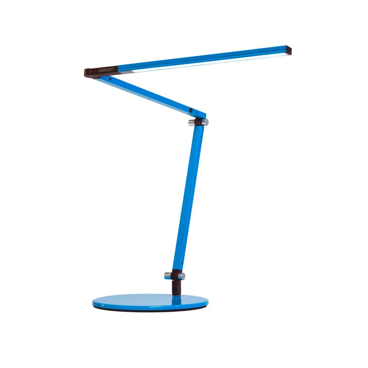 BellXpress Z-Bar Mini Tischleuchte, blau