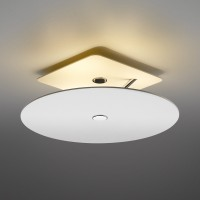 Oligo Beamy Up LED Deckenleuchte, weiß matt