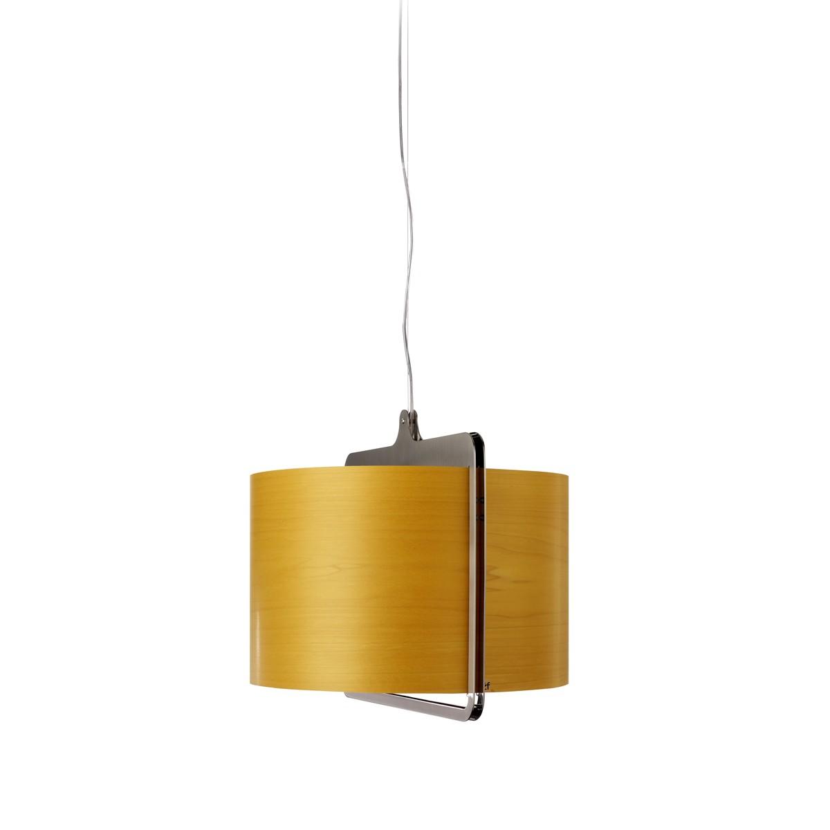 LZF Lamps Icon Pendelleuchte, gelb
