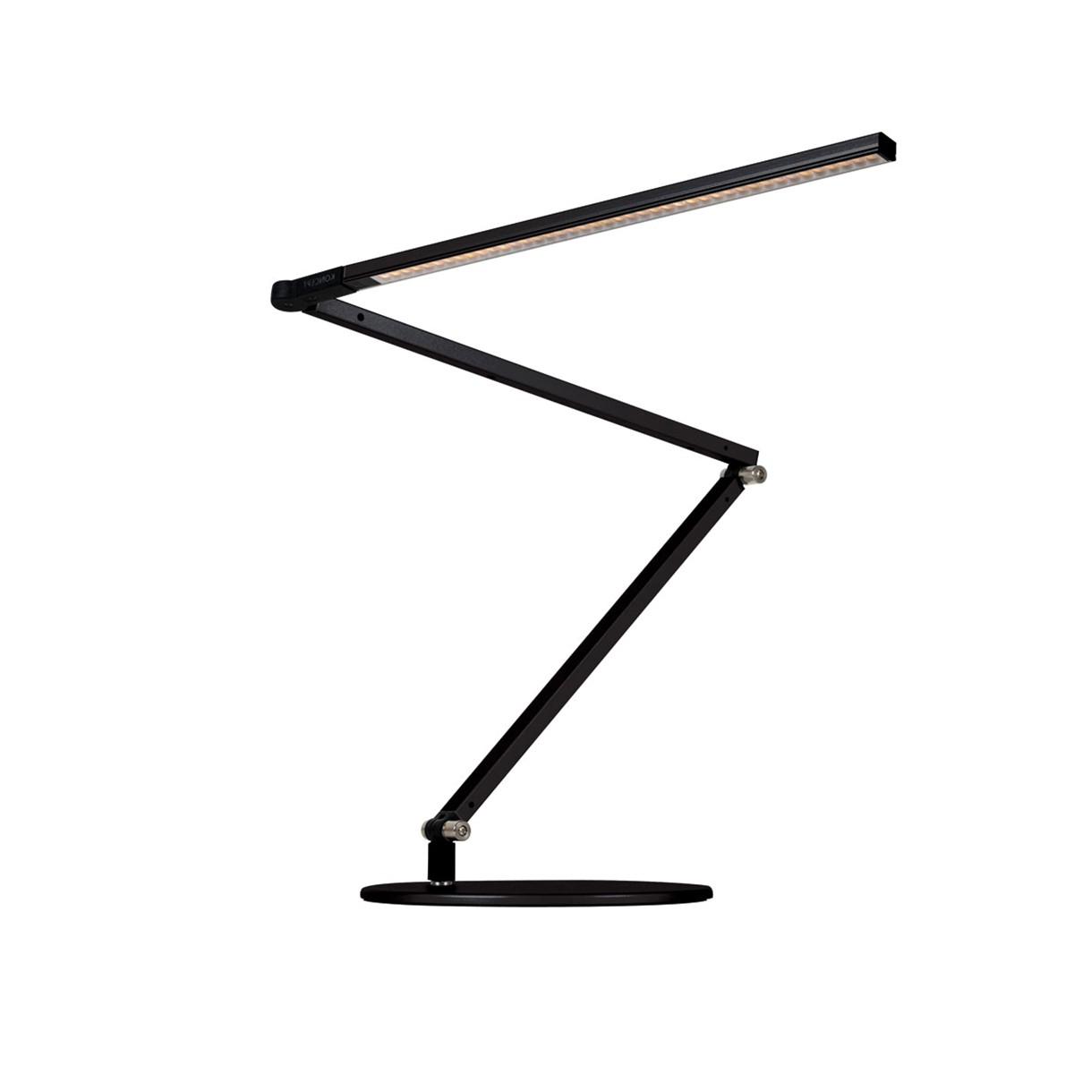 BellXpress Z-Bar Tischleuchte, schwarz