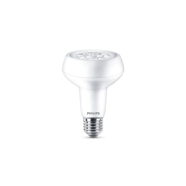 Philips LED Reflektor E27 7 W, warmweiß, 40° Abstrahlwinkel