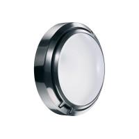 Metropoli 27 LED Parete / Soffitto, Polycarbonat, Gehäuse: poliert
