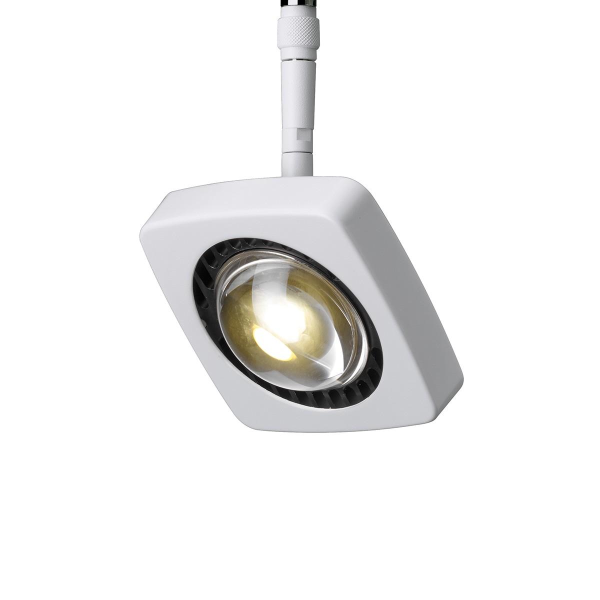 Oligo PHASE Kelveen LED Strahler, 2700 K, Chrom matt