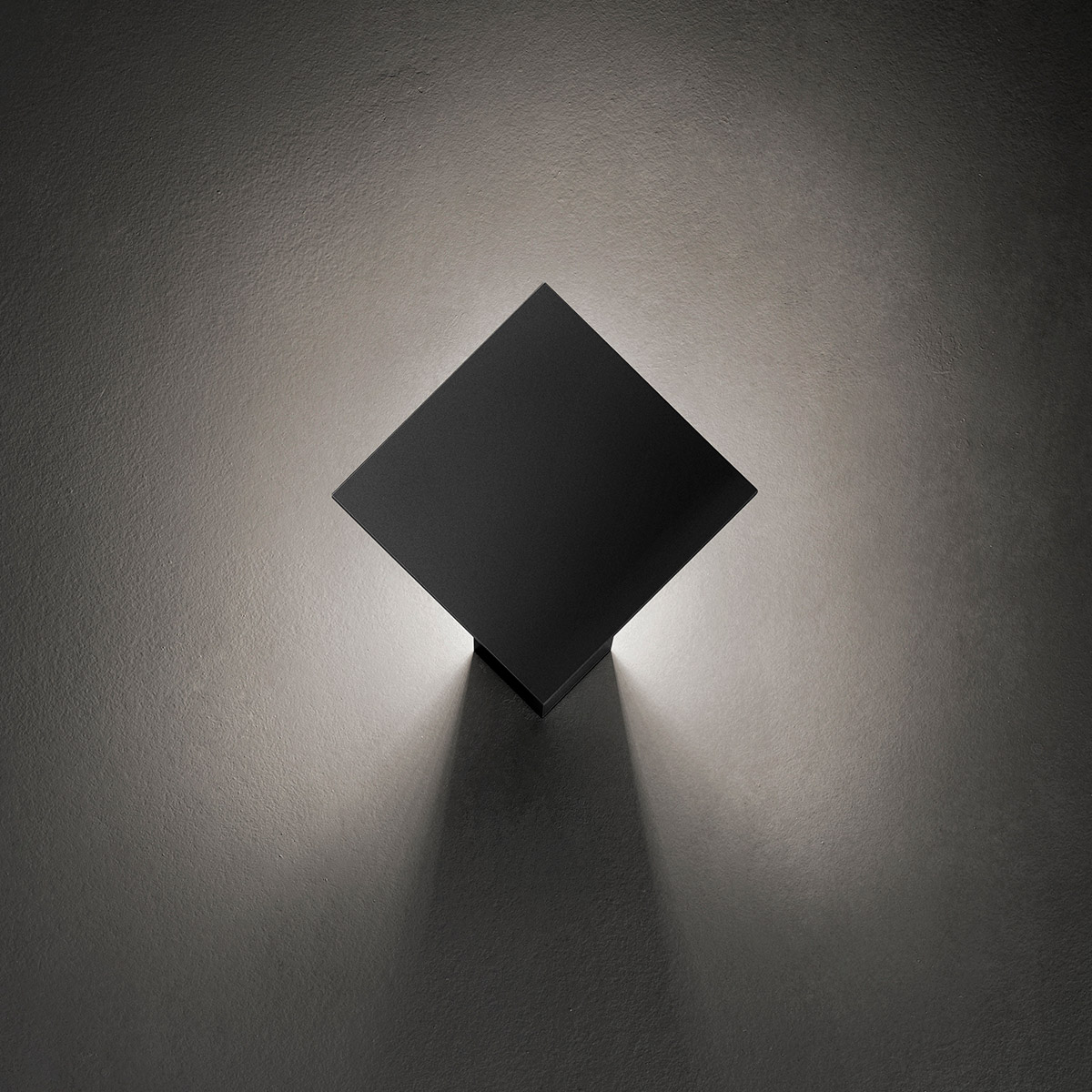 Lodes Puzzle Single Square LED Wand - / Deckenleuchte 146031