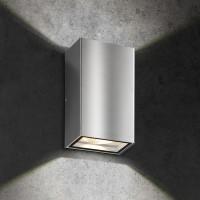 LCD Außenleuchten 5010/5011 Up & Down LED Wandleuchte, Edelstahl