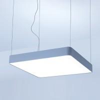 Lightnet Caleo-P2 Pendelleuchte, Silber matt