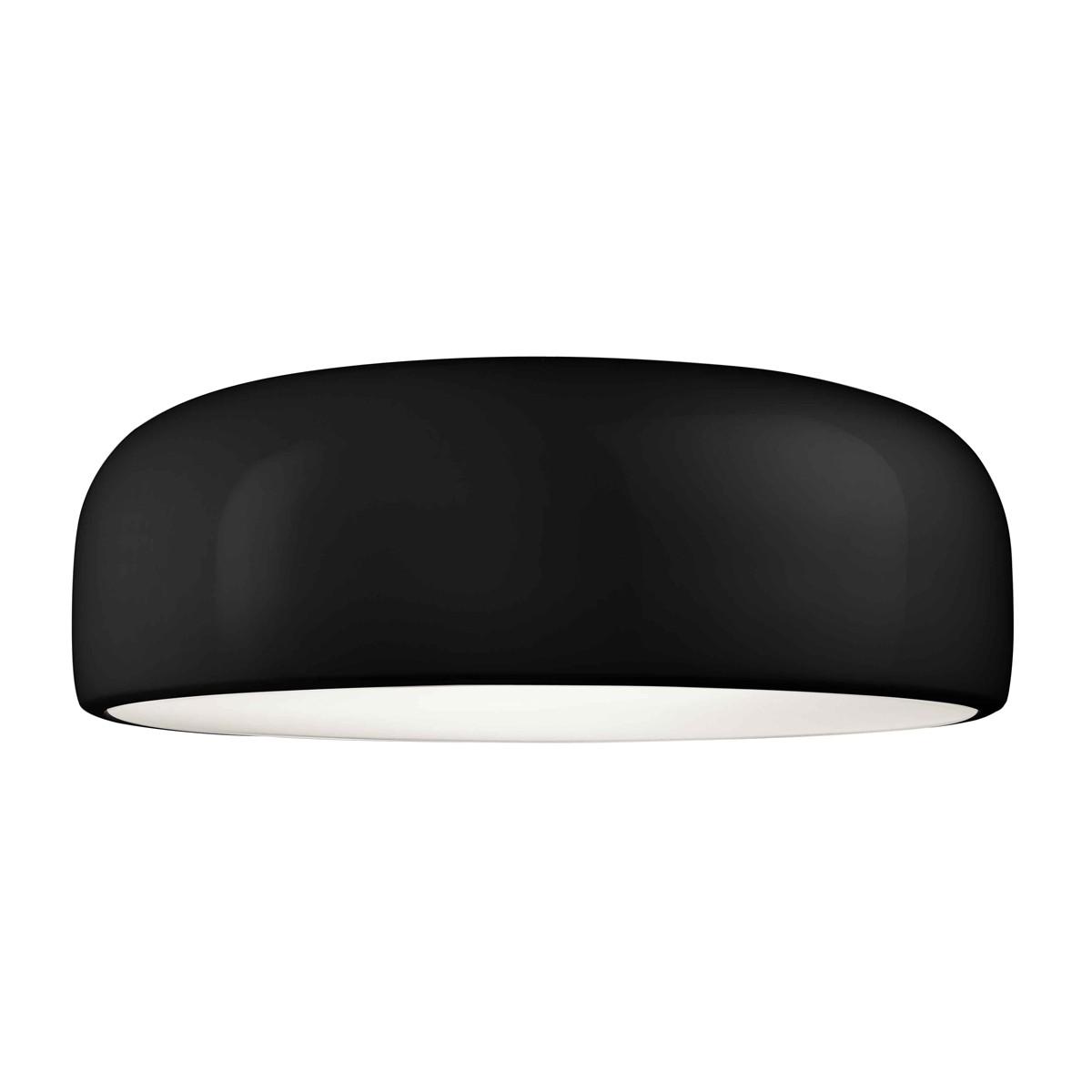 Flos Smithfield C LED Deckenleuchte, schwarz