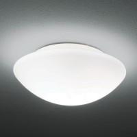 Jesolo Twist Parete / Soffitto, Ø: 25 cm, weiß