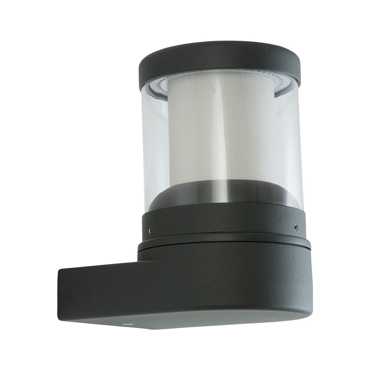 LCD Außenleuchten 1283/1293 LED Wandleuchte, graphit
