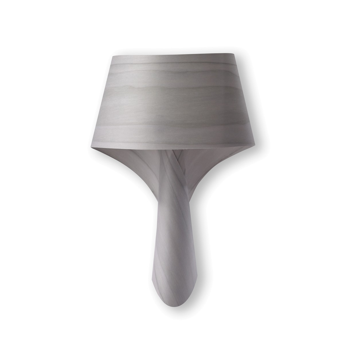 LZF Lamps Air Wandleuchte, grau