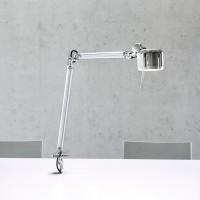 Job Table LED, Edelstahl poliert, mit Einbauadapter