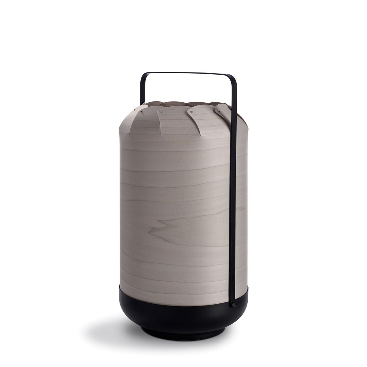 LZF Lamps Chou Tall Tischleuchte, grau