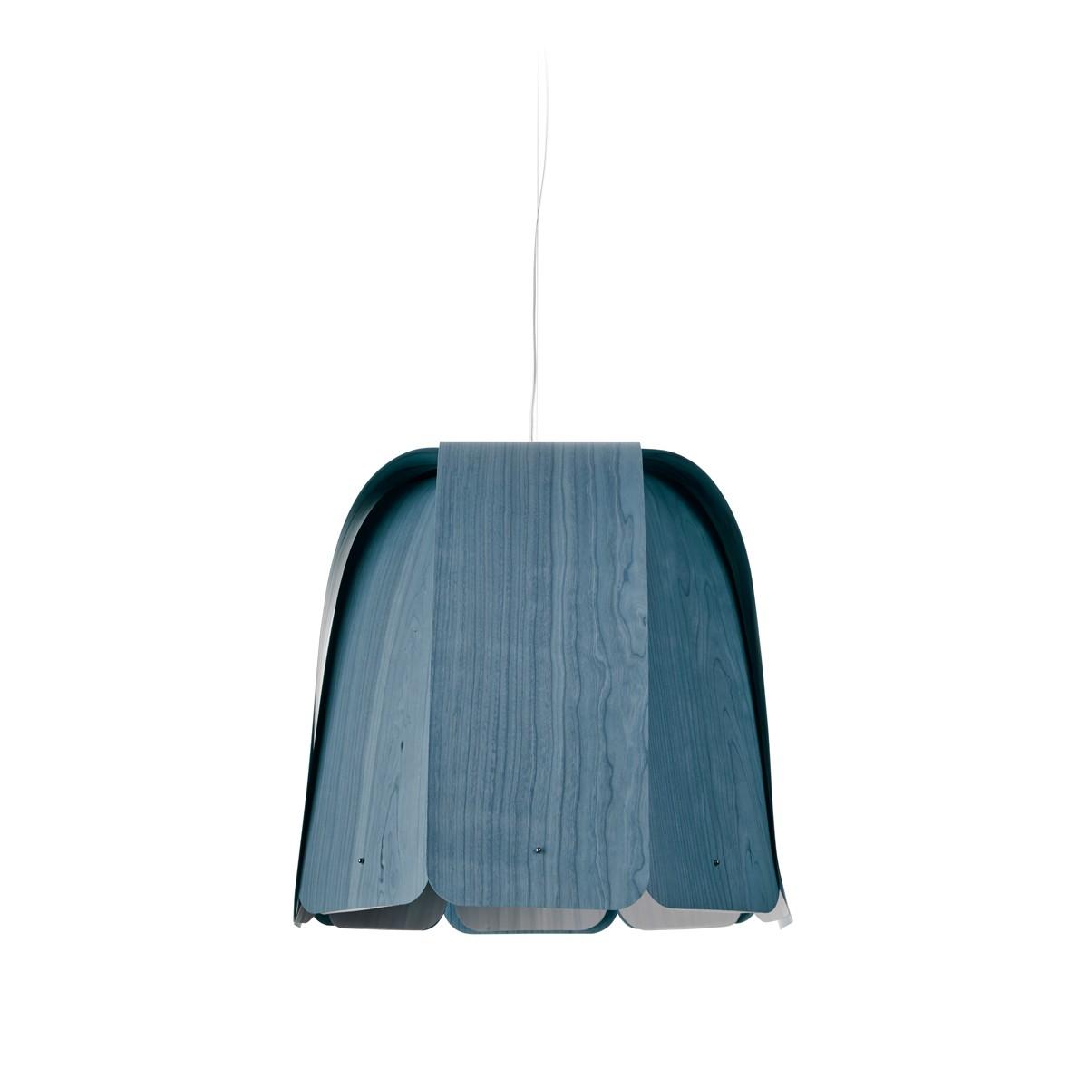 LZF Lamps Domo Pendelleuchte, blau