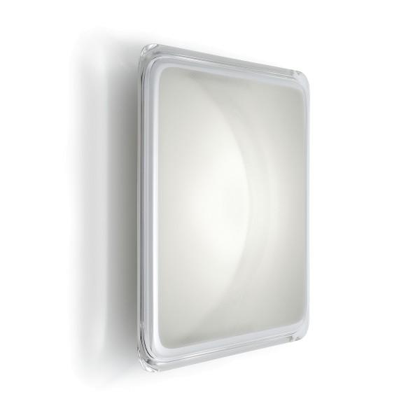 Luceplan Illusion Parete / Soffitto, transparent