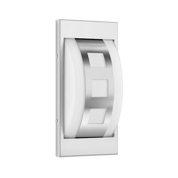 LCD Außenleuchten 056 Wandleuchte LED, Edelstahl