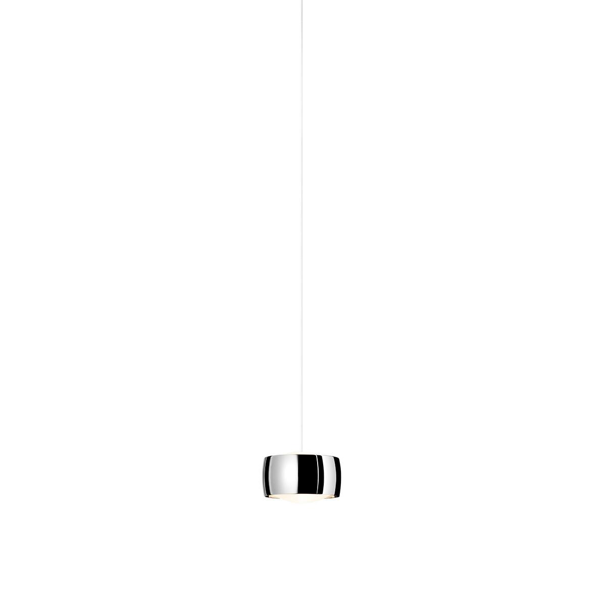 Oligo CHECK-IN Grace LED Pendelleuchte, Chrom, Adapter: Chrom