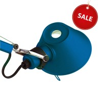 Tolomeo Micro Tavolo Halo %Sale%, blau
