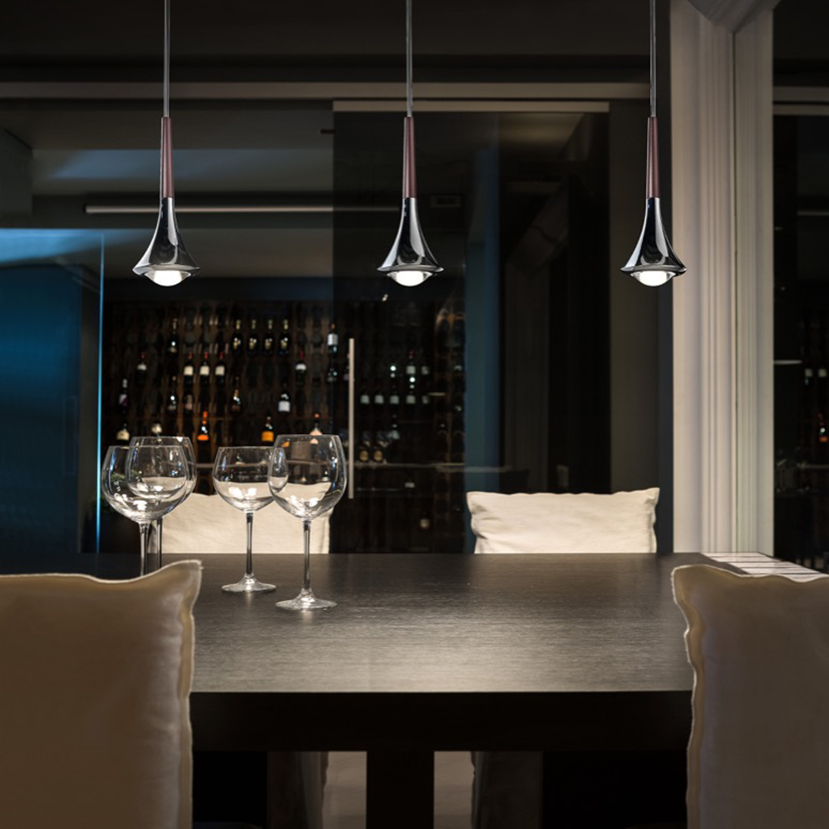 studio italia design rain. Black Bedroom Furniture Sets. Home Design Ideas
