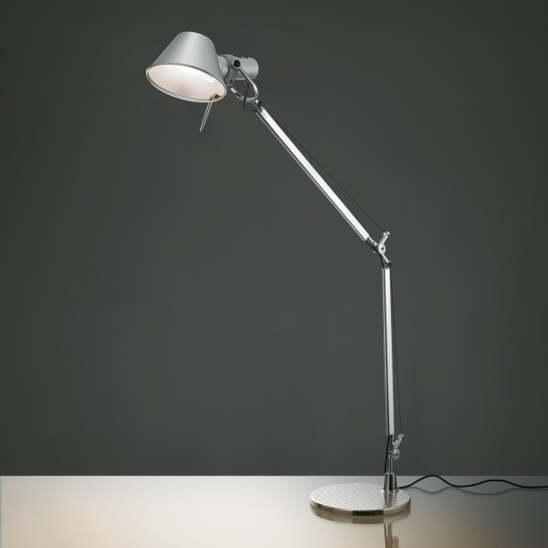 Artemide Tolomeo Tavolo LED TW, Aluminium (3.000 Kelvin)
