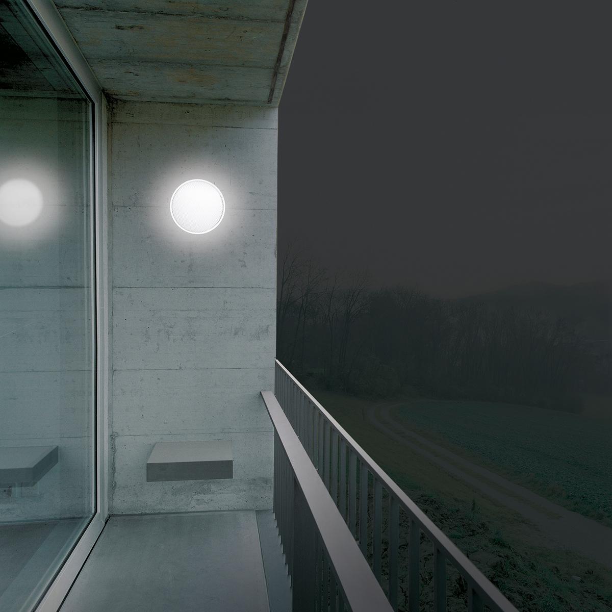Belux O-Lite LED Wand- / Deckenleuchte