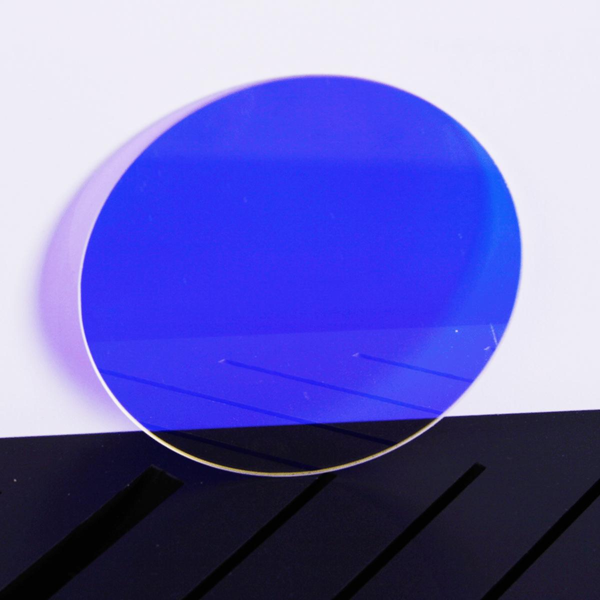 escale vio glas blau. Black Bedroom Furniture Sets. Home Design Ideas