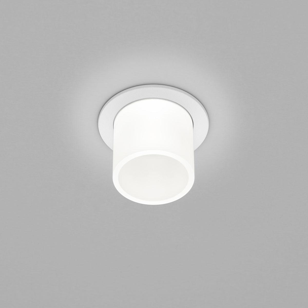 Helestra Pic LED Deckeneinbaustrahler Acryl