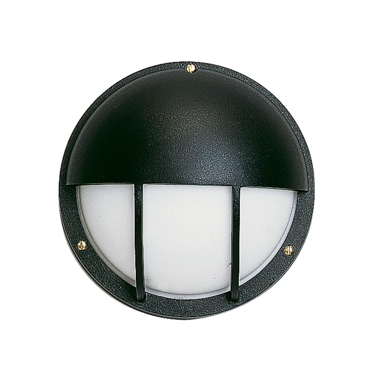 Albert 6034 Außenwandleuchte, schwarz