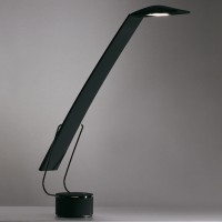 Dove Tavolo LED, 1 x 9 W LED, schwarz