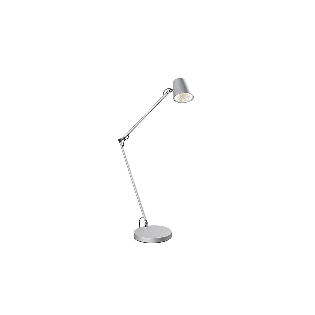Sompex Tingle LED Tischleuchte, silberfarben