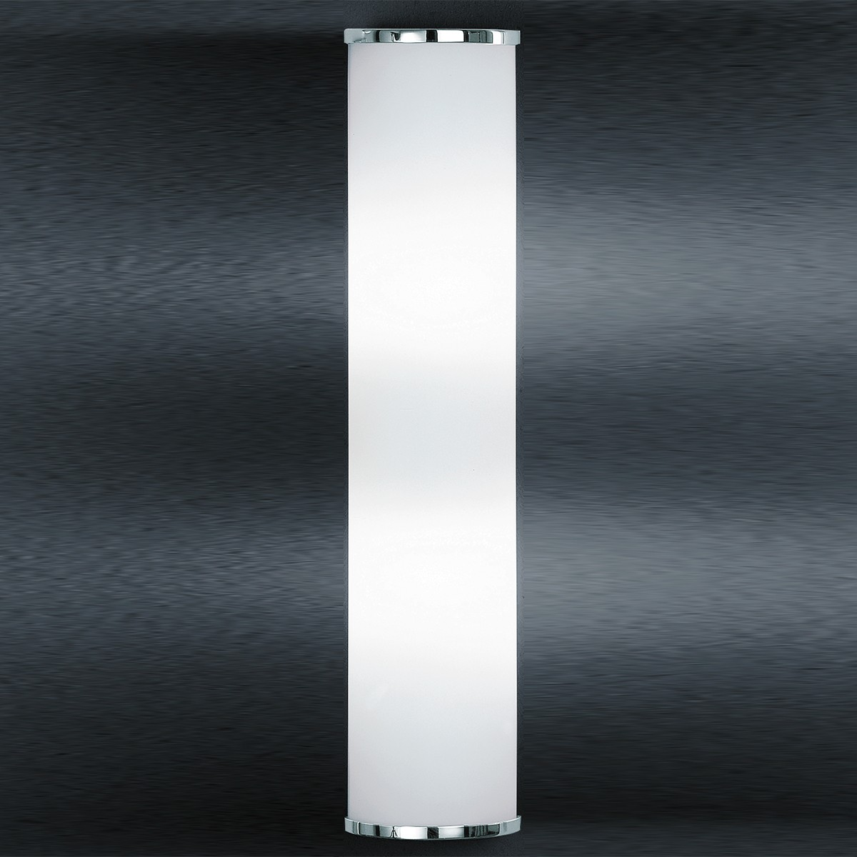 Bankamp Cromo Wandleuchte, Höhe: 40 cm, Chrom