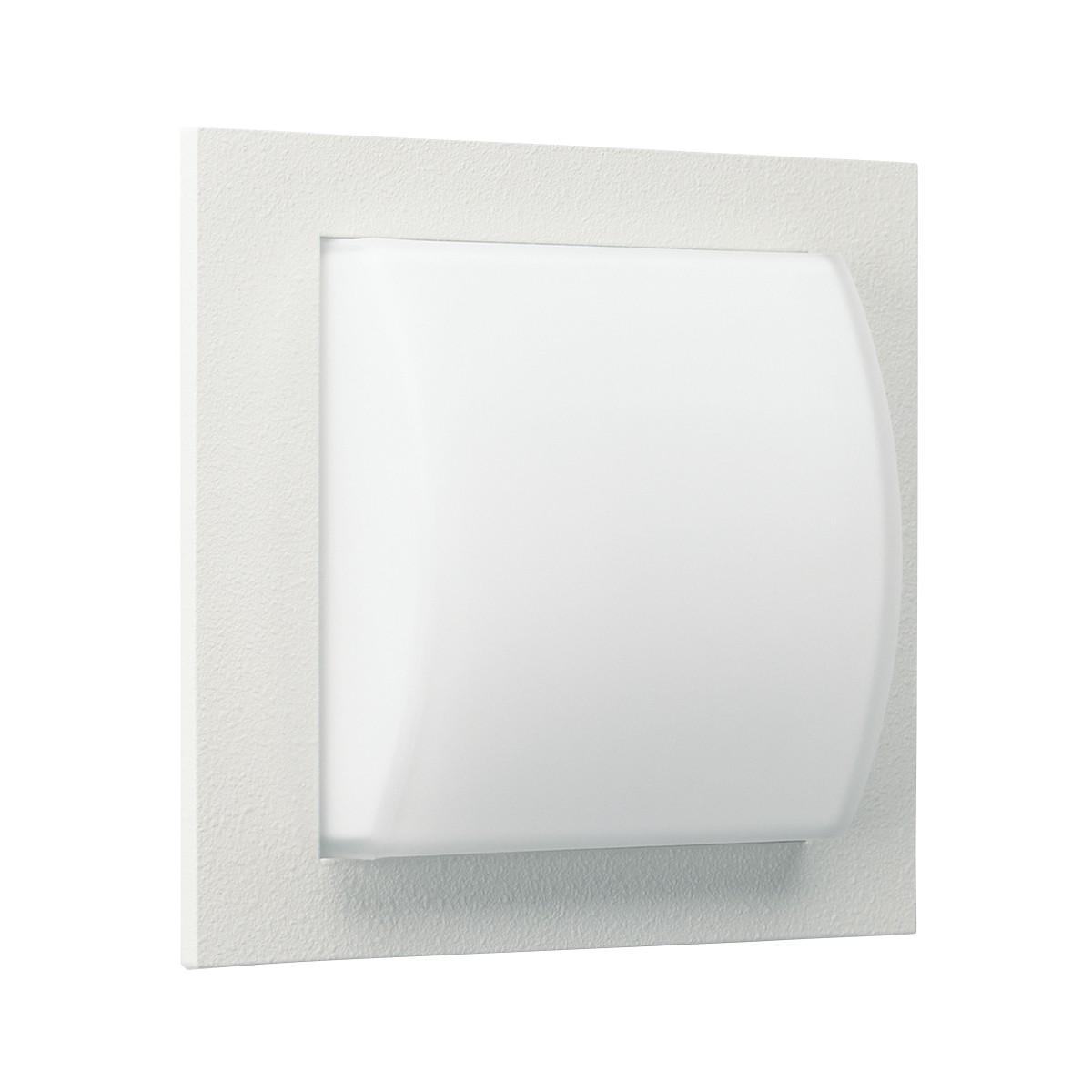Albert 6209 Wand- / Deckenleuchte, weiß