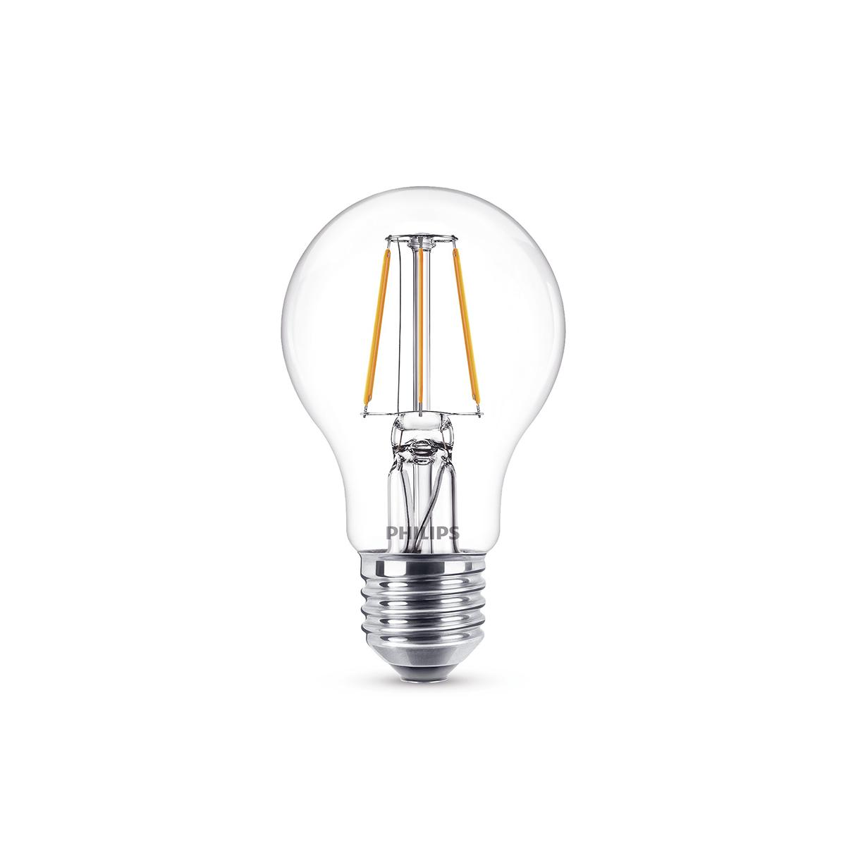 Philips Led Leuchten Katalog : philips leuchtmittel led classic lampe e27 4 w warmwei ~ Watch28wear.com Haus und Dekorationen