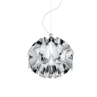 Flora Suspension Small, silver (Silber)