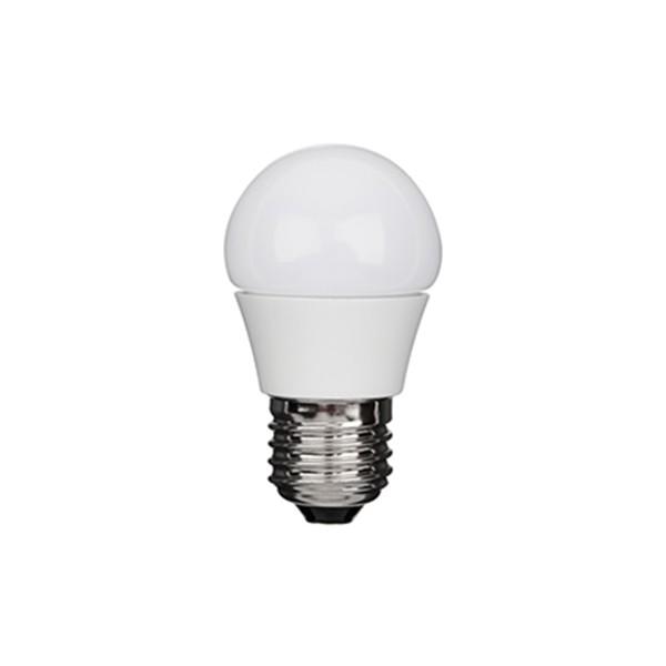 LED Ecolux Lampe E27 5,5 W