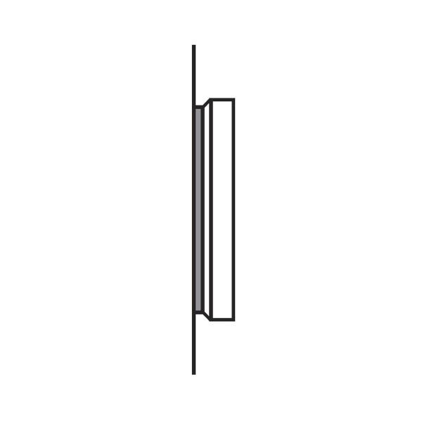 Occhio air controller Wandhalterung