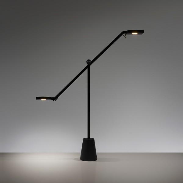 Artemide Equilibrist Tavolo, schwarz