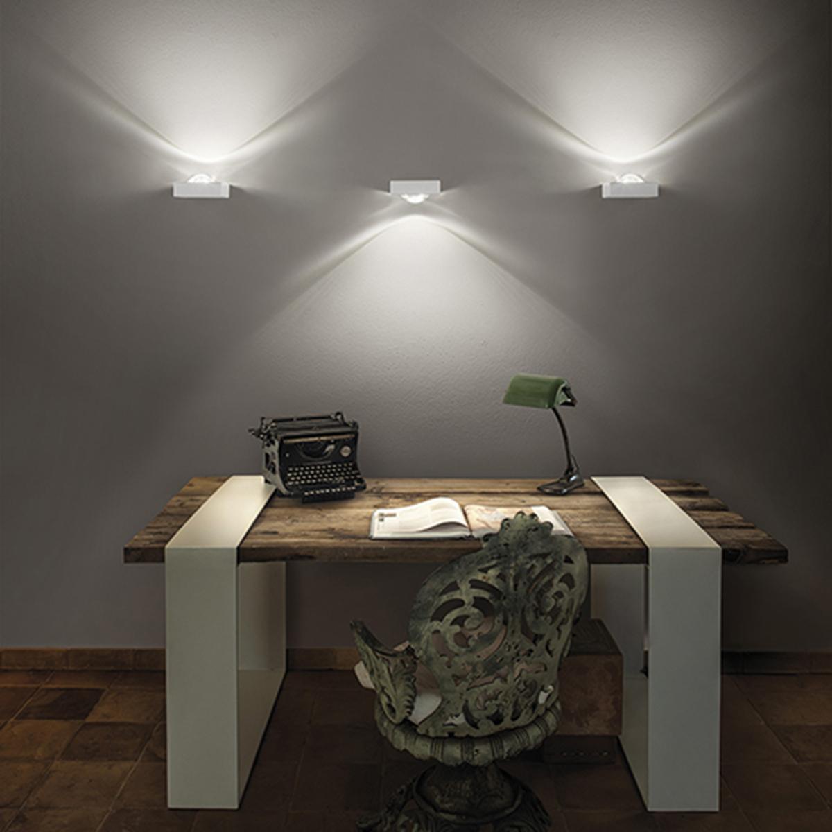 studio italia design shelf single wandleuchte. Black Bedroom Furniture Sets. Home Design Ideas