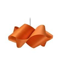 LZF Lamps Swirl Small Pendelleuchte, orange