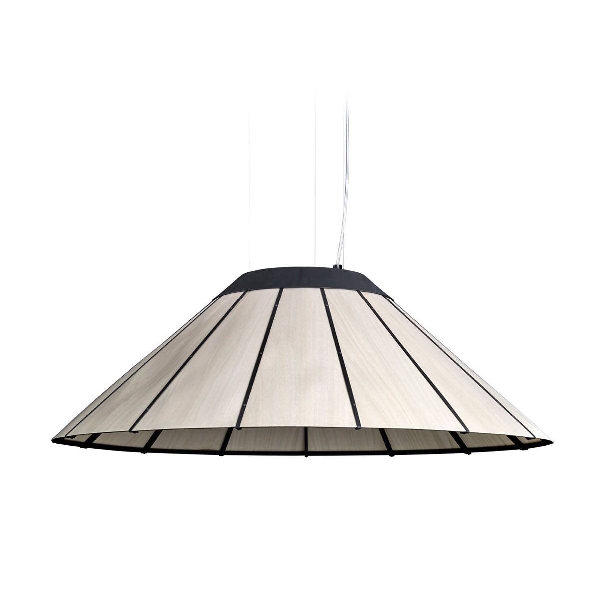LZF Lamps Banga Medium Pendelleuchte, grau