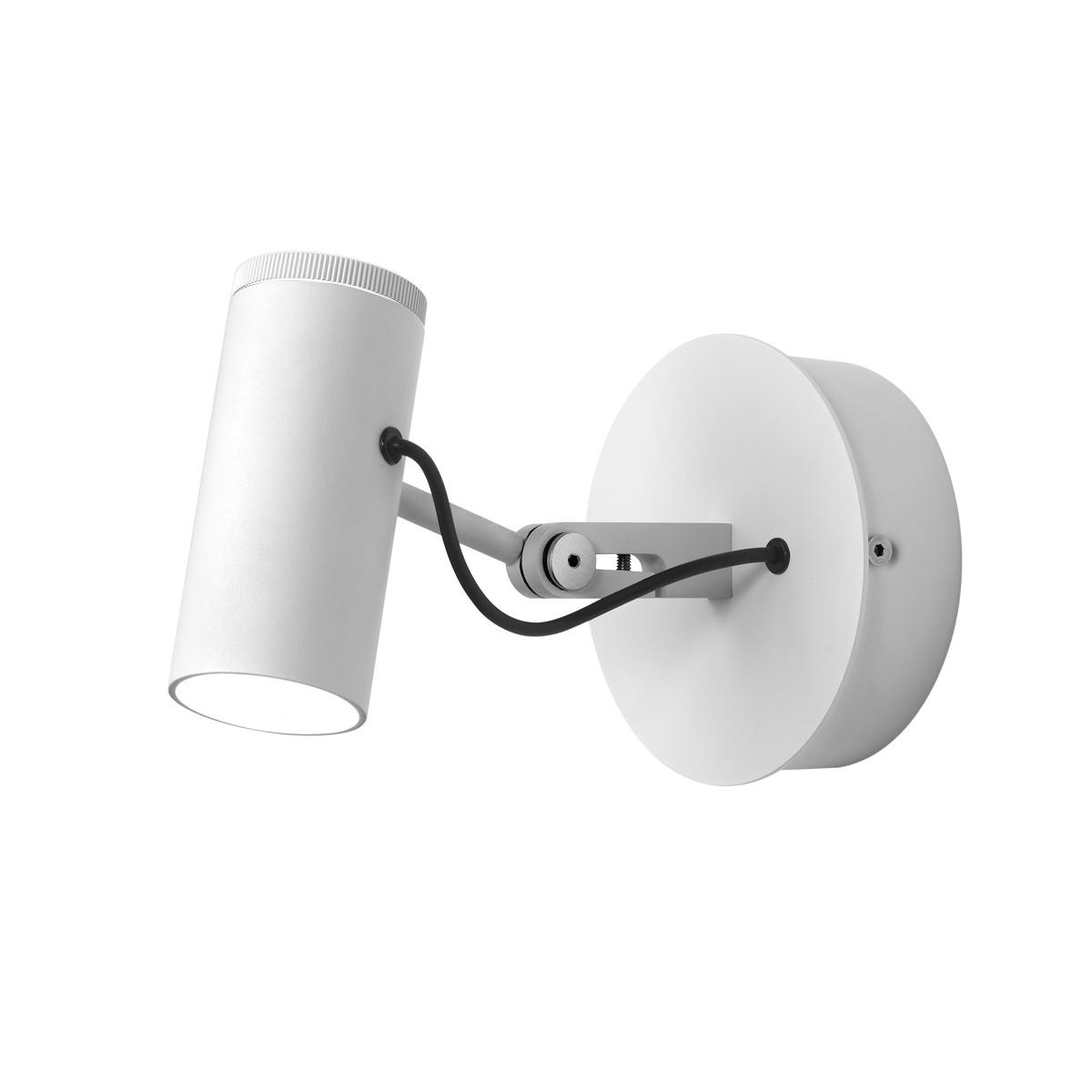 Marset Polo A LED Wandleuchte, schwarz