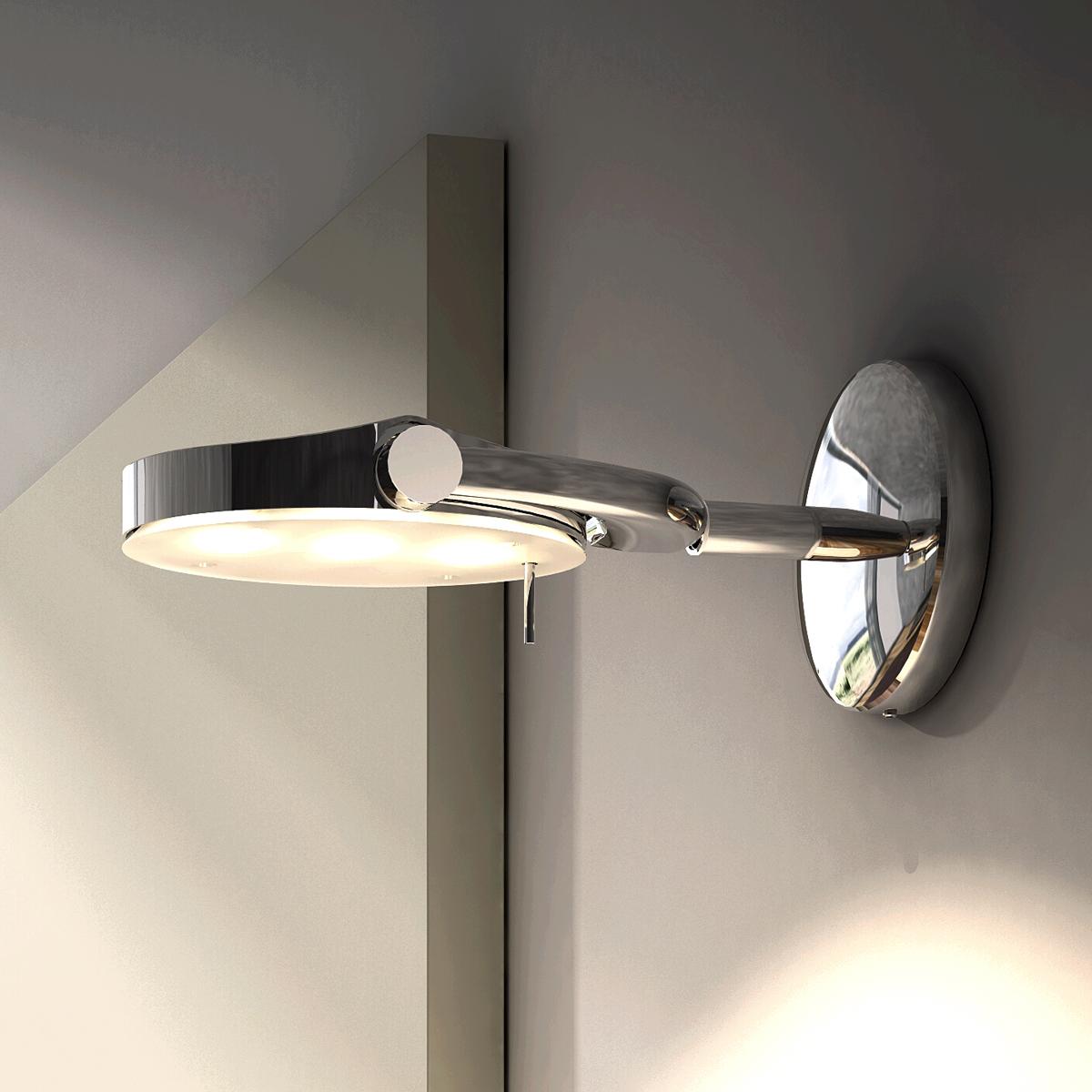 milan perceval led 6337 wandleuchte. Black Bedroom Furniture Sets. Home Design Ideas